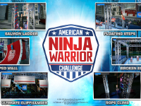 American Ninja Warrior Challenge Will Bring The Classic Obstacles To Us All