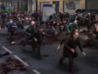Take A Sprint Behind The Scenes Of World War Z