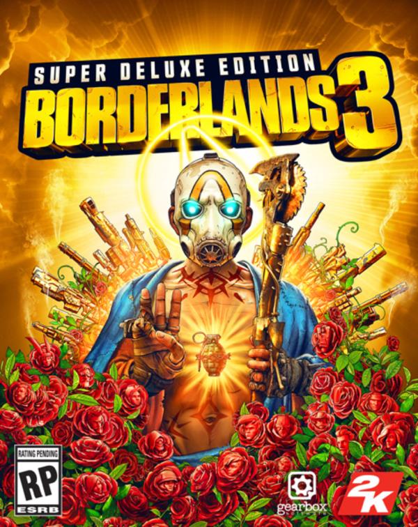 Borderlands 3 — Super Deluxe Edition
