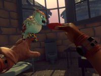 Falcon Age Soars Out Into The Gaming & VR Worlds