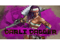 Darli Dagger Is Here To Cut Down The Competition In Samurai Shodown