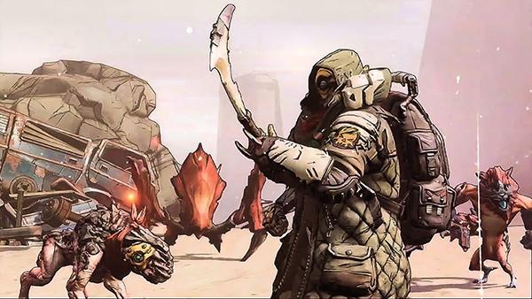 Borderlands 3 — FL4K The Beastmaster