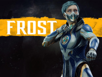 Mortal Kombat 11 Is Here Now & We Have A Bit More On Frost In The Game