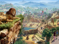 Planet Zoo Is Announced As A New Simulator To Create Our Own Zoo