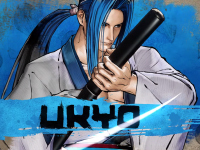 Ukyo Is Here For The Fight & The Ladies In Samurai Shodown