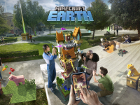 Minecraft Earth Is Announced & Taking The Game Into The AR Space