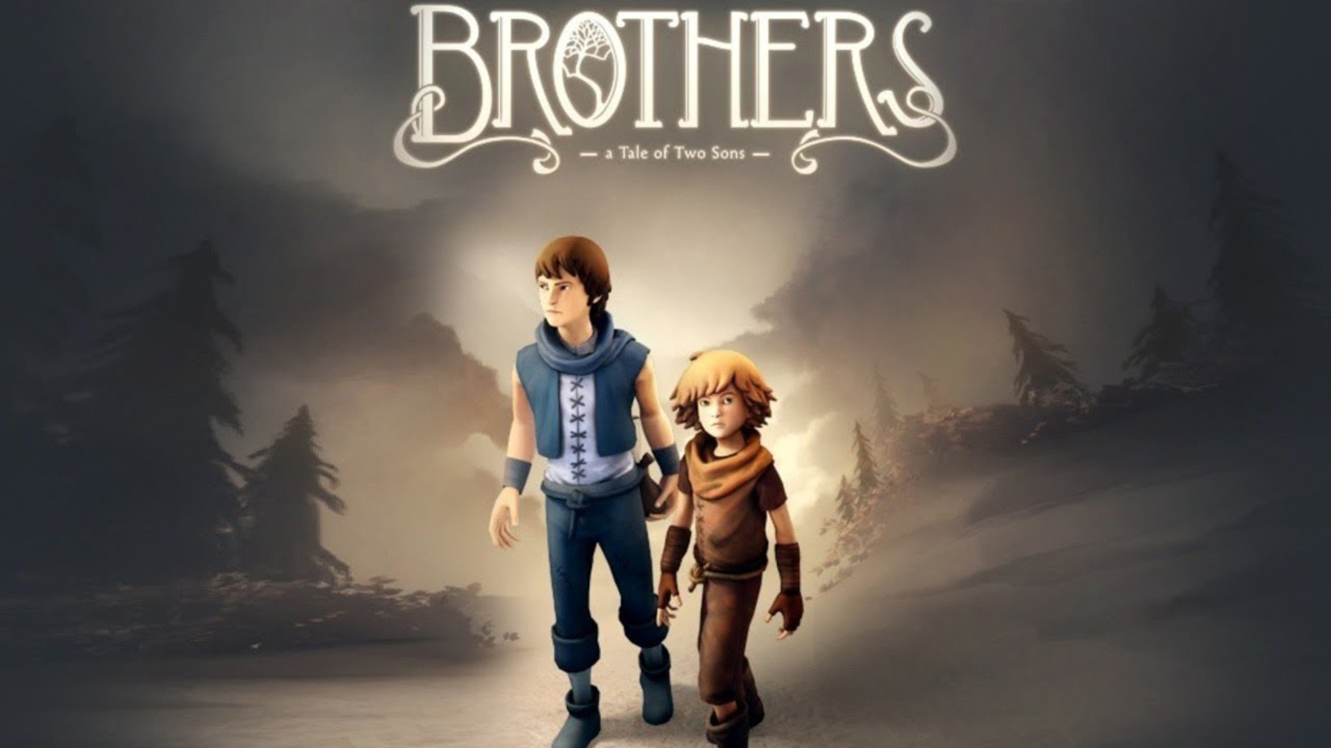 Brothers A Tale Of Two Sons Is Almost Here For The Switch