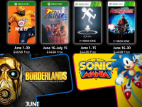 Free PlayStation & Xbox Video Games Coming June 2019