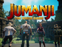 Jumanji: The Video Game Is Coming To Us Just Before The Next Film