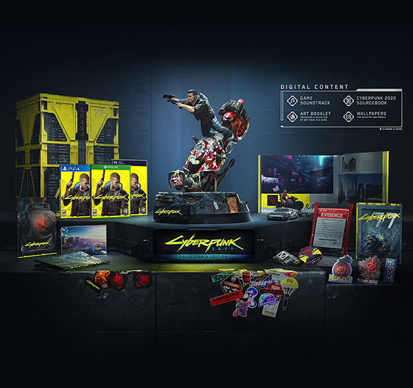 Cyberpunk 2077 — Collector's Edition