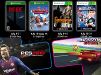 Free PlayStation & Xbox Video Games Coming July 2019