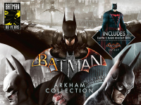 Batman: Arkham Collection Is Getting Physical… Again