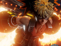 Jump Force Is Getting Another Character From My Hero Academia
