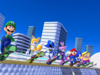 Mario & Sonic At The Olympic Games Are Bringing Some Dream Events