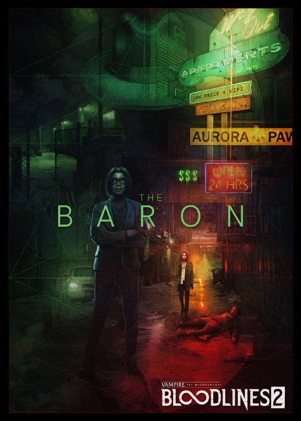 Vampire: The Masquerade — Bloodlines 2 — The Baron