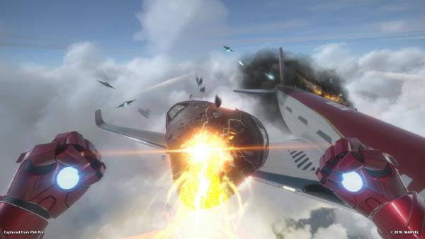 Marvel's Iron Man VR — Unibeam
