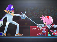 Let's Open Things Up For Mario & Sonic At The Olympic Games