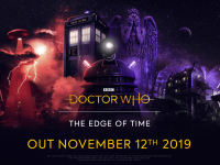 Doctor Who: The Edge Of Time Is Set To Emerge This November