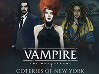 Vampire: The Masquerade — Coteries Of New York Looks To Play Like The Tabletop Game