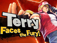 Terry Bogard Enters The Fight In Super Smash Bros. Ultimate