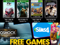 Free PlayStation & Xbox Video Games Coming February 2020