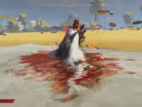 Swim About With More Of The Story In Maneater