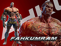 Unleash The Thunder Of Fahkumram In Tekken 7 Next Week