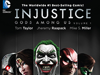 Comic Review — Injustice: Gods Among Us