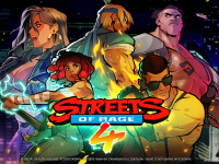 Streets Of Rage 4 Is Going Even More Retro With A Few New Character Announcements