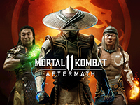 Forge A New History With Mortal Kombat 11: Afterlife