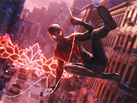 Spider-Man: Miles Morales Is Swinging Onto PS5 This Holiday Season