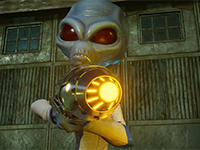Let Us Have Some Fun With Alien Gins In Destroy All Humans!