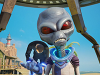 Don't Get Mad But Get Sadistic In Destroy All Humans!