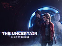 The Uncertain: Light At The End Is Launching In October