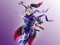 Tekken 7 Is Bringing Us Kunimitsu In The Roster Soon