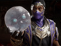 It Is Starting To Rain Out There In Mortal Kombat 11