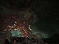Scorn Offers Up Some Bloody Dark Gameplay To Haunt Us With