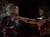 Mortal Kombat 11 Gives Us That Epic Rambo Vs. Terminator Fights Soon