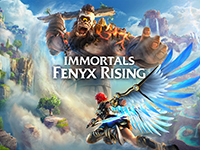 Review — Immortals Fenyx Rising