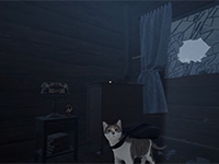 Etched Memories Brings Us Some Horror In The Way Of A Cat Simulation