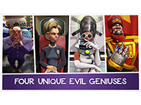 Choose Your Genius As We Gear Up For Evil Genius 2: World Domination