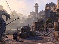The Elder Scrolls Online Is Getting Further Enhanced On The Consoles