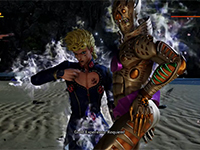 Giorno Giovanna Is Beating Their Way Into Jump Force