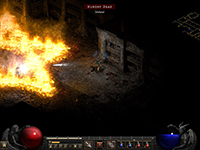Compare Some Of The Gameplay Coming For Diablo II Resurrected