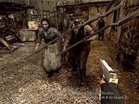 Resident Evil 4 Is Getting Redone But In A New VR Setting