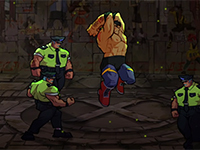 Streets Of Rage 4 Lets Max Thunder Finally Smash Into The Fight