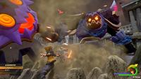 Kingdom Hearts III — Screenshot