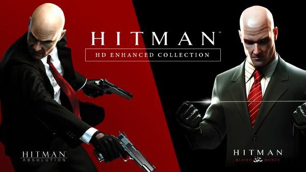 Hitman HD Enhanced Collection — Logo