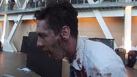 The Walking Dead Escape [Credit - Chelsea McNamee]