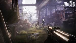 Fear The Wolves — Screenshot